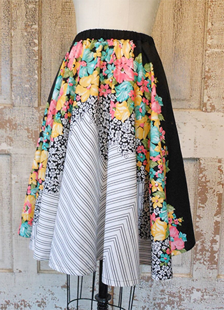 White Street Skirt 1